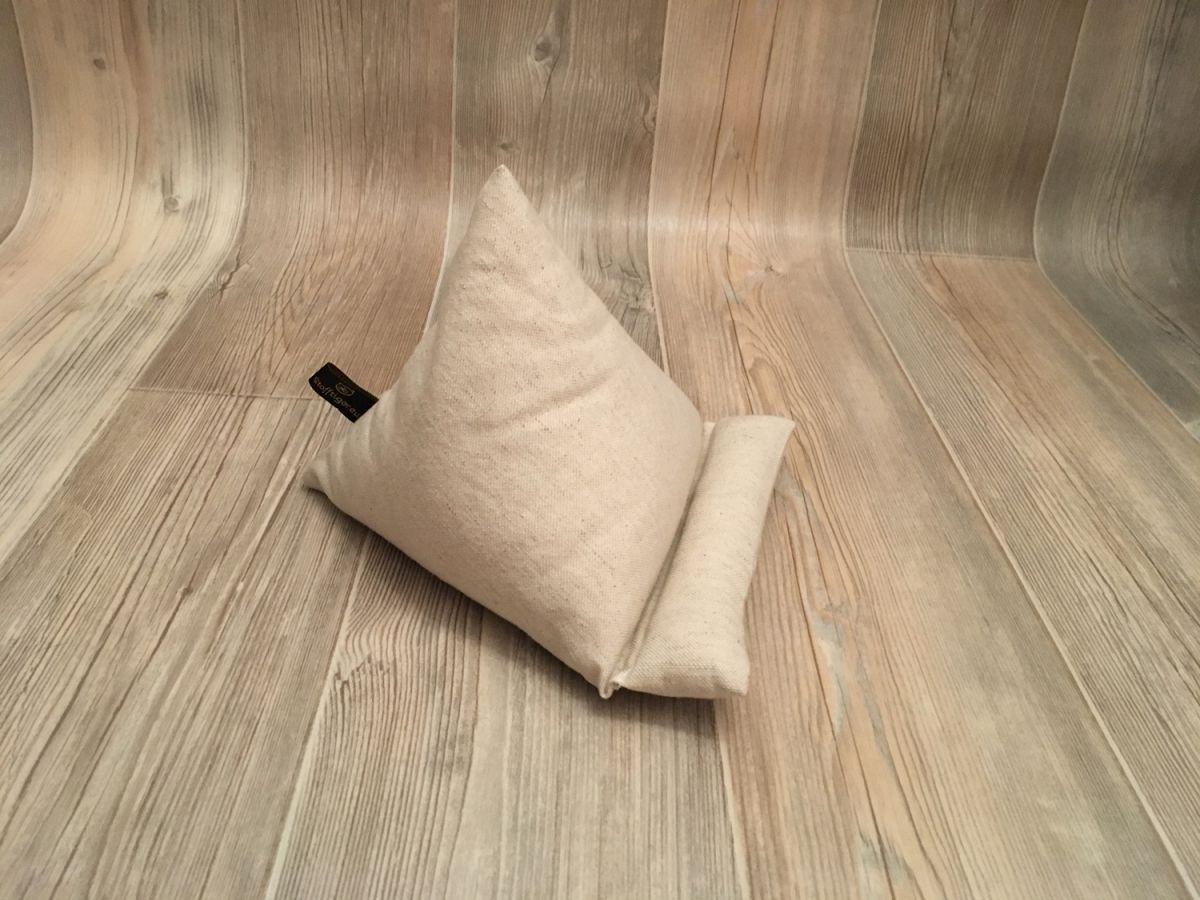 Tabletthalter aus Baumwolle
